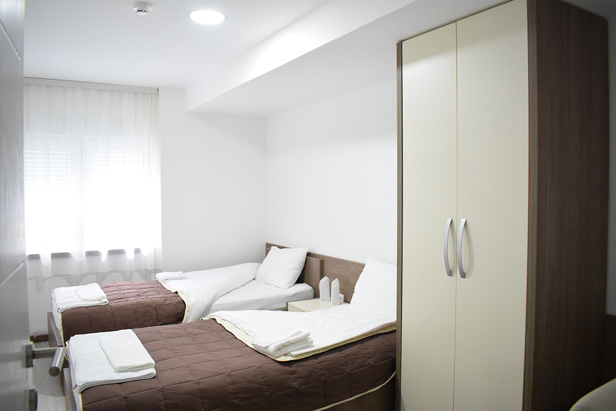 OMNI Hotel Smeštaj